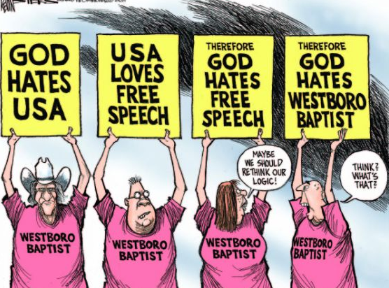 Westboro baptist church essay
