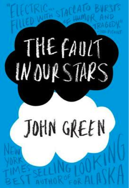Novel of the  Week - The Fault in Our Stars by John Green