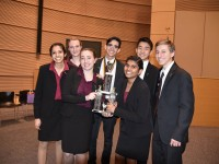 UHS Mock Trial team takes 2nd place in State!