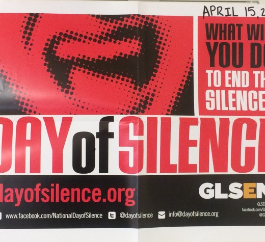 RUHS Participates in the Day of Silence