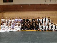 From left to right, RUHS Black, Purple and White teams
