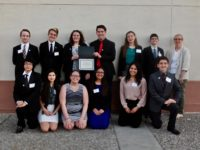 UHS Model UN Leaves AZ MUN with Four New Awards