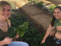 RUHS' Ecology Club Receiving a Well-Deserved Grant