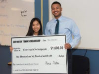 "Marcus Montaño ('12) Launches the ""Get Out of Town Scholarship"" to Help UHS Students See the World"